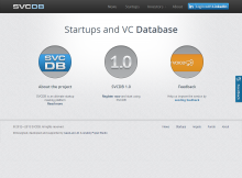 Startup and VC Database
