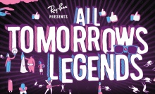 Ray-Ban — All Tomorrow's Legends