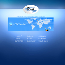 INTERNATIONAL MONEY TRANSFER COMPANY